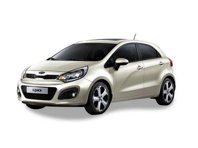 KIA RIO COUPE  : voiture de location de l'agence Garage sélection